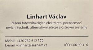 Linhart Václav